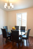 Interior of Dining room Royalty Free Stock Image