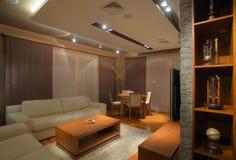 Interior do apartamento Imagens de Stock Royalty Free