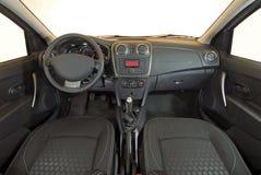 Interior do automóvel de passageiros Fotos de Stock