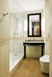 Interior do banheiro fotos de stock royalty free