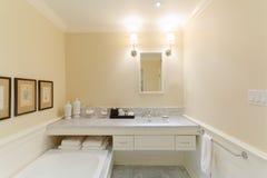 Interior do banheiro Imagens de Stock Royalty Free