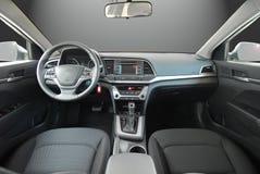 Interior do carro Imagem de Stock Royalty Free