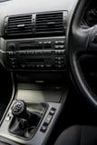 Interior do carro imagem de stock