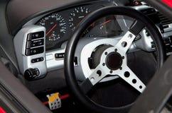 Interior do carro Fotos de Stock Royalty Free