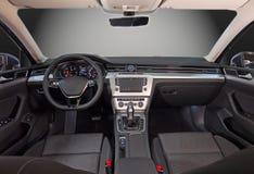 Interior do carro Fotos de Stock