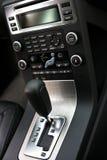 Interior do carro novo Imagem de Stock