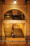 Interior do centro comercial Imagem de Stock