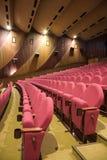 Interior do cinema imagens de stock royalty free