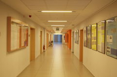 Interior do edifício Imagens de Stock