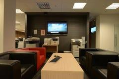 Interior do escritório Fotos de Stock