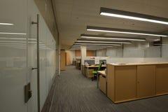 Interior do escritório Imagens de Stock Royalty Free