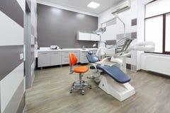 Interior do escritório dental moderno imagem de stock