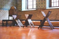 Interior do Hagia Sófia fotos de stock royalty free