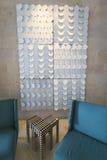 Interior do hotel das estrelas do luxo cinco em Bogotá, Colômbia Fotos de Stock