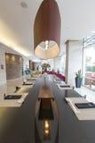 Interior do hotel das estrelas do luxo cinco em Bogotá, Colômbia Fotos de Stock Royalty Free