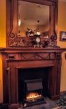 Interior do hotel de Valtionhotelli Fotografia de Stock Royalty Free