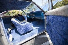 Interior do Impala de Chevy Imagem de Stock Royalty Free