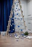 Interior do Natal Foto de Stock