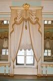 Interior do palácio Fotos de Stock Royalty Free