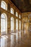 Interior do palácio de Catherine fotos de stock royalty free