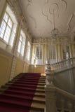 Interior do palácio de Rundale Fotos de Stock