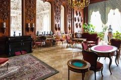 Interior do palácio de Yusupov em St Petersburg Imagens de Stock Royalty Free
