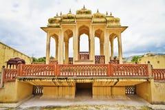 Palácio Jaipur do vento Fotografia de Stock Royalty Free