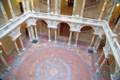 Interior do palácio imperial em Viena Fotos de Stock