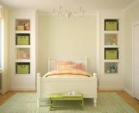 Interior do playroom. Imagens de Stock Royalty Free