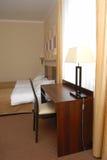 Interior do quarto de hotel Imagens de Stock