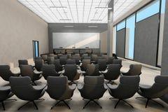 Interior do quarto de reunião do negócio Fotografia de Stock Royalty Free