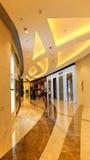 Interior do shopping Foto de Stock
