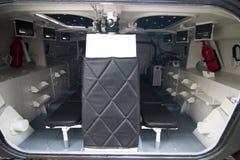 Interior do tanque moderno Foto de Stock Royalty Free