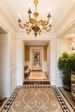 Interior do vestíbulo Imagem de Stock Royalty Free
