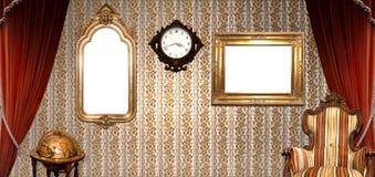 Interior do vintage Foto de Stock Royalty Free