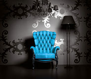 Interior do vintage Imagem de Stock Royalty Free