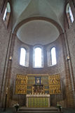 Interior of the Dom of Ratzeburg Royalty Free Stock Images