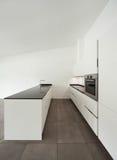 Interior, domestic kitchen Stock Image