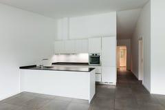 Interior, domestic kitchen Royalty Free Stock Photo