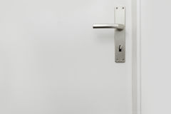 Interior Door Handle Royalty Free Stock Image