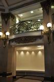 Interior doorway and balcony Royalty Free Stock Image