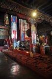 Interior Drepung Monastery Royalty Free Stock Image