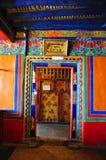 Interior Drepung Monastery Stock Photo