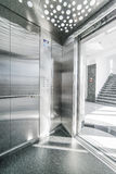 Interior elevator Royalty Free Stock Photo