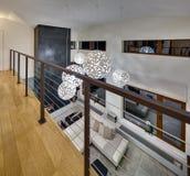 Interior em um estilo moderno Imagem de Stock Royalty Free