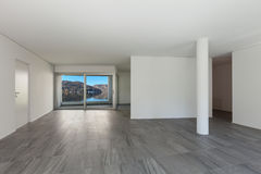 Interior of empty apartment Stock Images