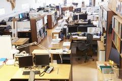 Interior Of Empty Architect's Office Royalty Free Stock Photos