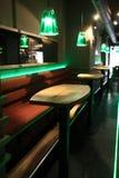 Interior of empty bar Stock Photos
