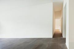 Interior, empty living room Stock Photo