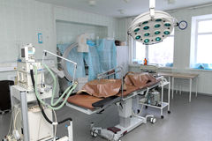 Empty operating room Royalty Free Stock Photo